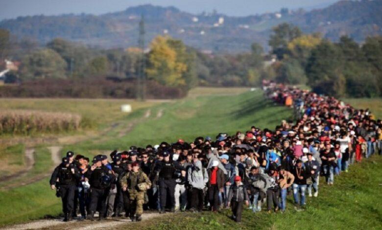 أعداد اللاجئين السوريين حول العالم