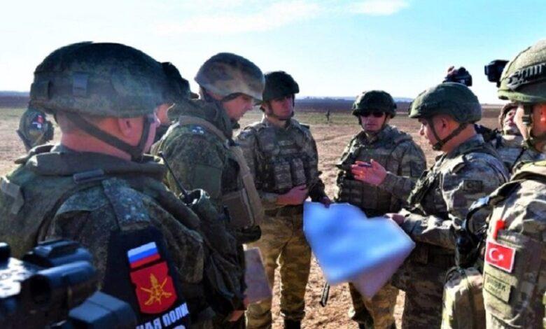 الخارجية الروسية الحل في سوريا