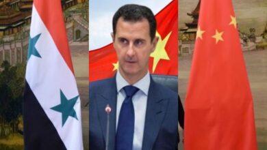"""صورة """"بعد تقديمها مقترحاً للحل"""".. الصين تتحدث عن تطورات قادمة في سوريا وعلاقتها مع نظام الأسد"""