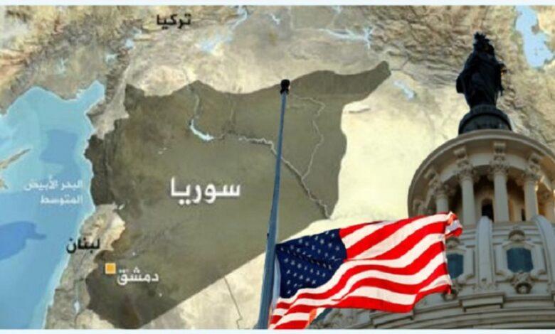 موقف الإدارة الأمريكية بشار الأسد