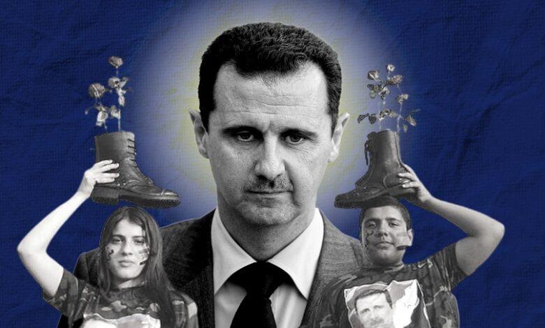 بأوامر مباشرة من بشار الأسد
