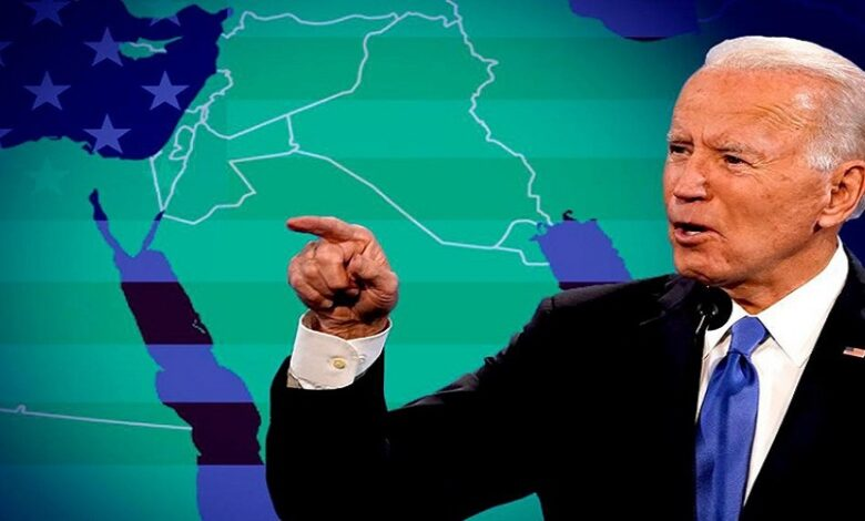 بايدن أفغانستان والملف السوري