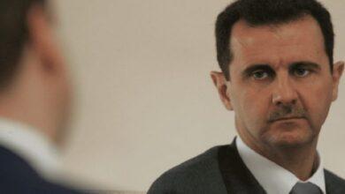 """صورة مسؤول عراقي يحسـ.ـم الجدل بشأن إمكانية توجيه دعوة لـ""""بشار الأسد"""" لحضور قمة دول الجوار في بغداد!"""