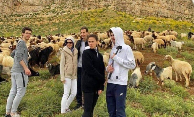 بشار الأسد يعامل شعبه كقطيع أغنام