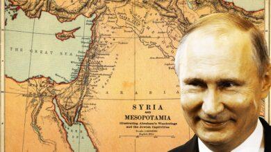 """صورة مصدر مقرب من """"بوتين"""" يدلي بتصريحات غير مسبوقة بشأن الحل في سوريا ويكشـ.ـف خفايا وأسرار جديدة!"""