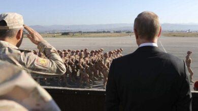 """صورة بوتين أرسل ضابط روسي كبير معروف بـ""""رجل المهمات الصعبة"""" في سوريا إلى درعا.. صحيفة تكشـ.ـف التفاصيل!"""