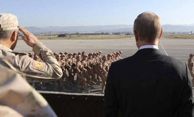بوتين درعا