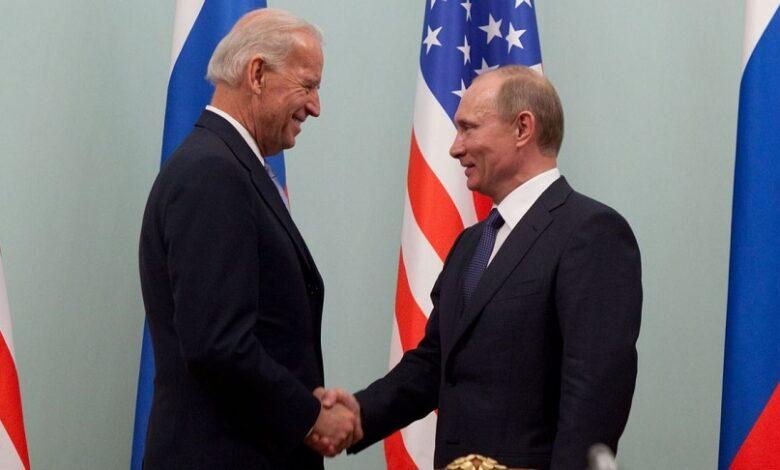 بوتين صفقة بشأن سوريا
