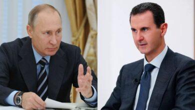 صورة مصدر يكشـ.ـف عن خلافات بين بوتين وبشار الأسد بشأن الجنوب السوري ويقدم نصيحة لأهالي درعا