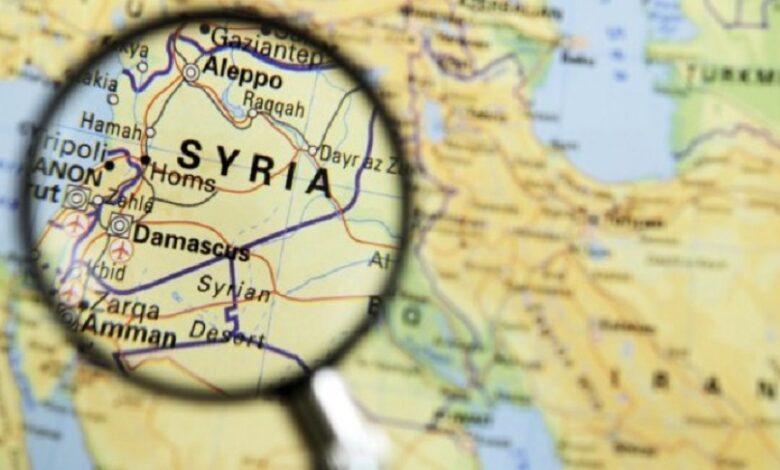 تحركات دولية الملف السوري