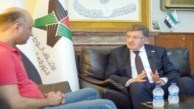 صورة رئيس الائتلاف يدلي بتصريحات جديدة هامة متحدثاً عن تطورات قادمة بشأن الملف السوري!