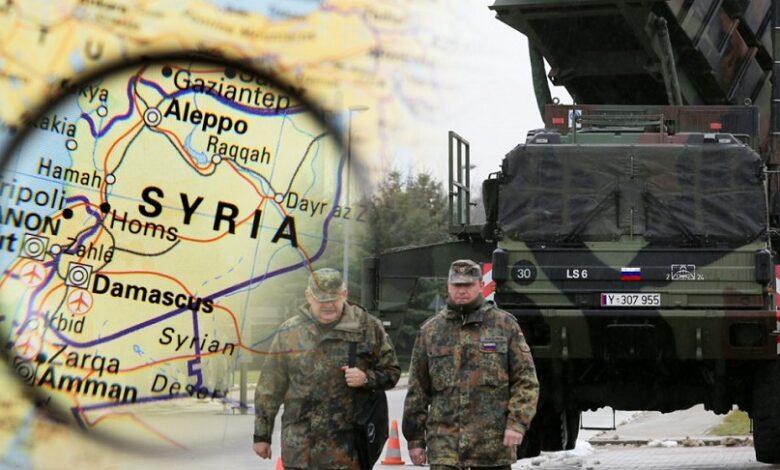 روسيا بالملف السوري