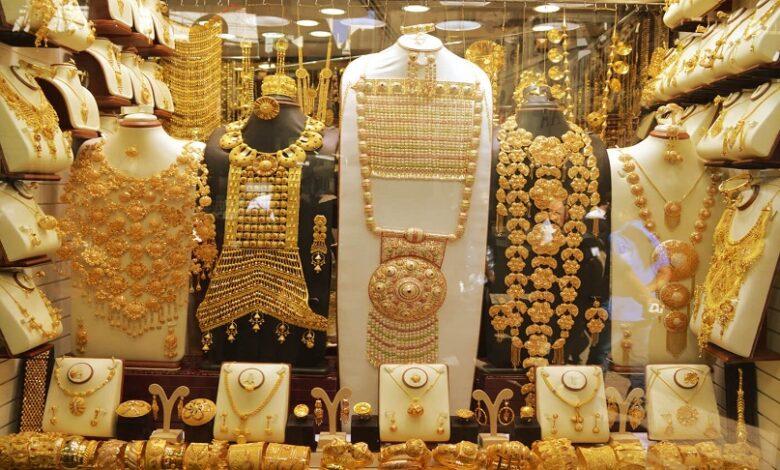 سعر الذهب انخفاضاً الأسواق السورية