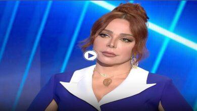 صورة سوزان نجم الدين تنسحب من برنامج تلفزيوني بسـ.ـبب بشار الأسد (فيديو)