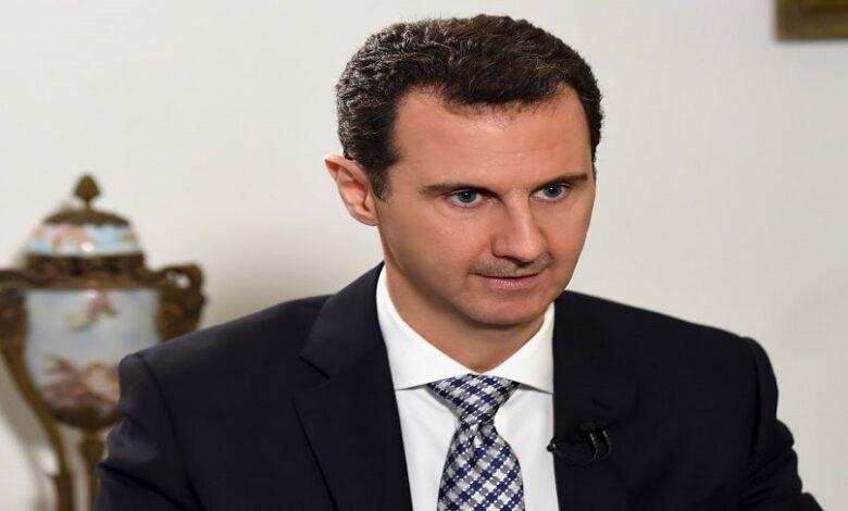شخصية بشار الأسد