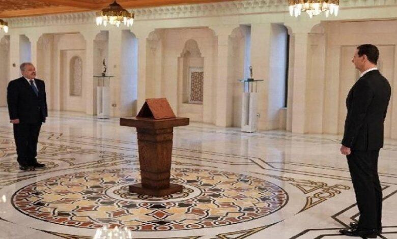 عرنوس رئيساً للوزراء سوريا