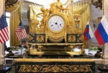 """صورة الكشـ.ـف عن محادثات سرية بين روسيا وأمريكا في مدينة """"جنيف"""".. إليكم مضمونها"""