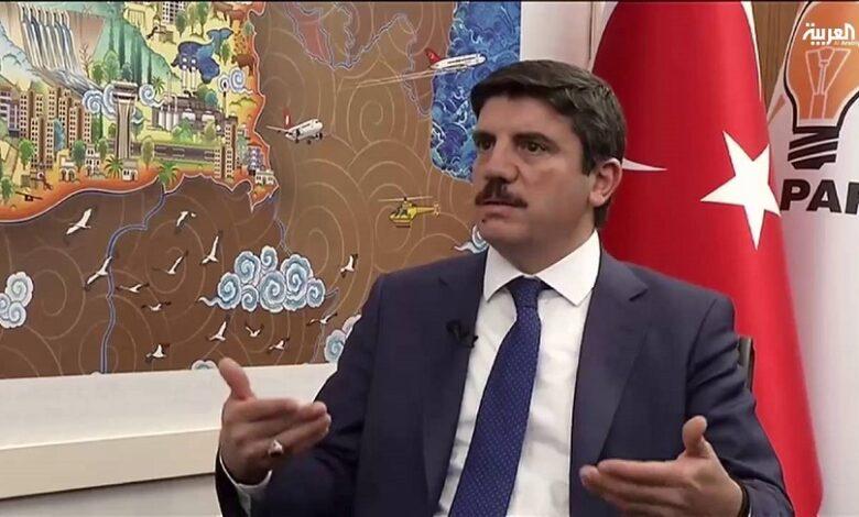 مستشار أردوغان اللاجئين السوريين