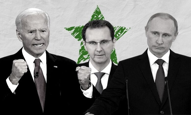 معارض مقرب القيادة الروسية
