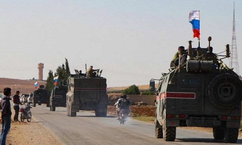 نجاح استراتيجية روسيا في سوريا
