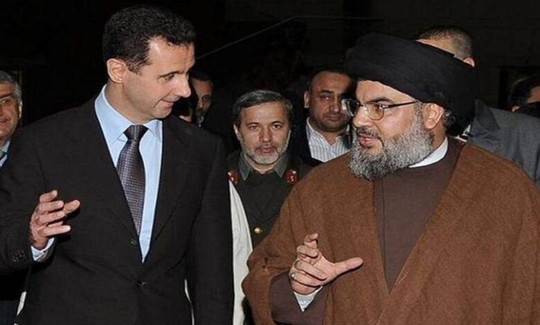نصر الله بشار الأسد