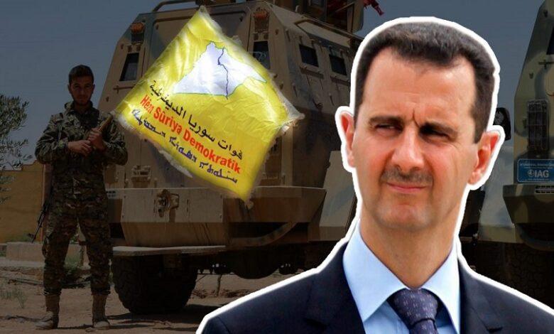 نظام الأسد ينتقد إدارة بايدن