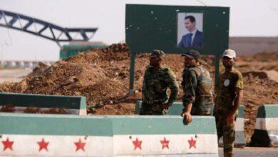 """صورة نظام الأسد يحسـ.ـم موقـ.ـفه بشأن درعا.. و""""أحمد العـ.ـودة"""" يـ.ـرد على مطالب وزير دفـ.ـاع النظام!"""