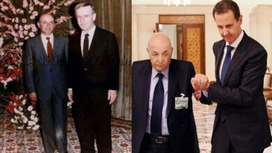 صورة مفتاح القصر الجمهوري وبيت أسرار حافظ الأسد ومن بعده بشار.. وفـ.ـاة أبو سليم دعبول.. فمن هو؟