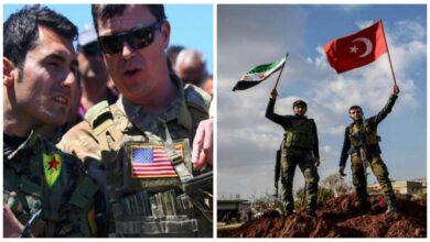 صورة في خطوة مفـ.ـاجئة.. أمريكا تطلق يد تركيا شرق الفرات وتوجه صفـ.ـعة قوية لقوات سوريا الديمقراطية!