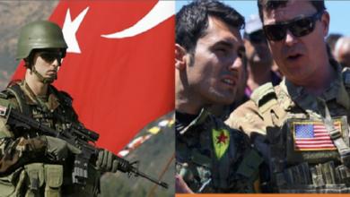 """صورة أنباء عن أوامر أعطتها أمريكا لـ""""قسد"""" بالانسحاب من بعض المواقع وتصريح تركي جديد بشأن التواجد شمال سوريا"""