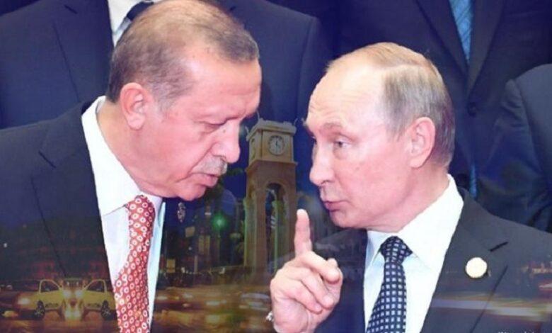 اجتماع مرتقب بين أردوغان وبوتين