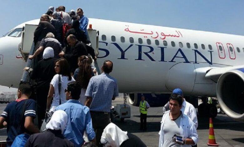 ازدياد هجرة السوريين إلى الخارج