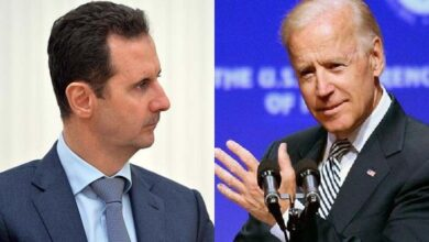 """صورة إدارة """"بايدن"""" تحسـ.ـم الجدل بشأن مصير القوات الأمريكية في سوريا وتوجه رسالة طمأنة لنظام الأسد!"""