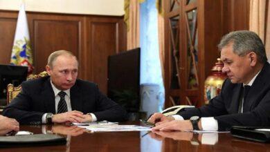 صورة القيادة الروسية تحـ.ـدد هدفاً واحداً لتدخلها في سوريا وتطلق وصفاً جديداً على الثوار!