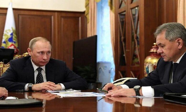 القيادة الروسية في سوريا