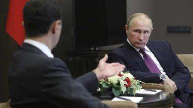 صورة الإعلام الروسي يكشـ.ـف تفاصيل جديدة هامة حول توقيت وأهداف اللقاء بين بوتين وبشار الأسد!