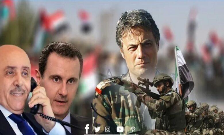 المجلس العسكري سوريا