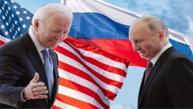 صورة بوتين سيطالب بايدن بثمن سياسي في سوريا.. صحيفة تكشـ.ـف عن لقاء روسي أمريكي مرتقب!
