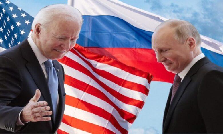 بوتين بايدن سوريا