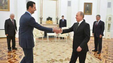 صورة بشكل مفـ.ـاجئ.. بوتين يستدعي بشار الأسد إلى موسكو ويجري معه اجتماعاً مطولاً.. مصادر تكشـ.ـف التفاصيل!