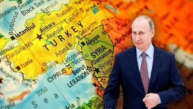 صورة صحيفة تكشـ.ـف عن أكبر اختبار يواجه بوتين في سوريا وتسريبات تتحدث عن غضب روسي من بشار الأسد