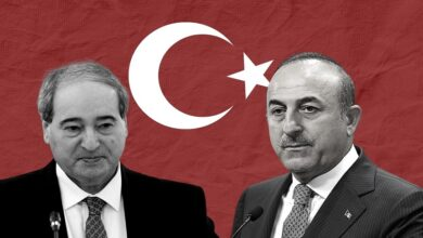 صورة وزير الخارجية التركي يحسـ.ـم الجدل بشأن الأنباء المتداولة حول وجود تواصل أمني بين تركيا ونظام الأسد!