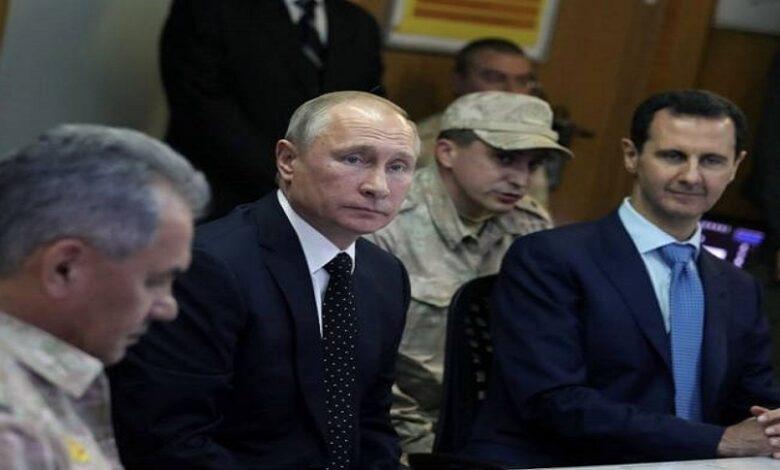 رؤية روسيا للحل في سوريا