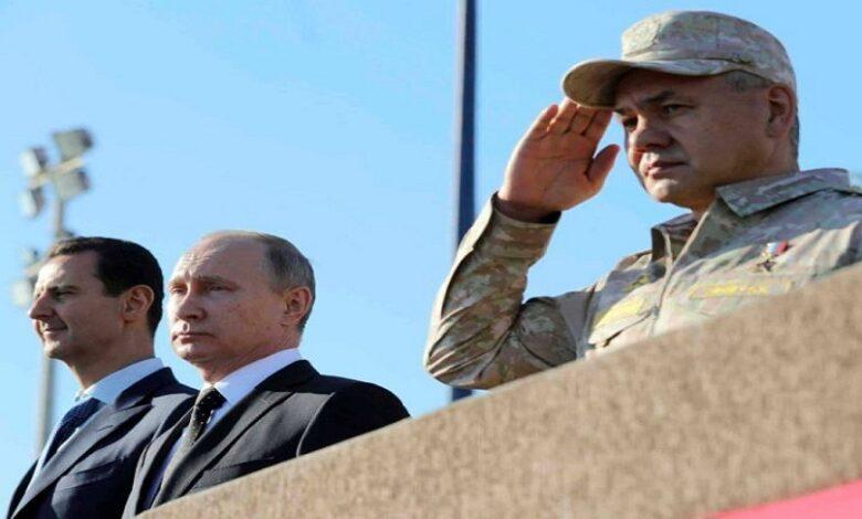 روسيا للخروج من سوريا