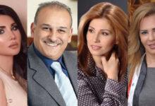 صورة سلمى المصري عن الفنانين المعارضين: هؤلاء أصدقاؤنا.. وجيني إسبر تسامح!