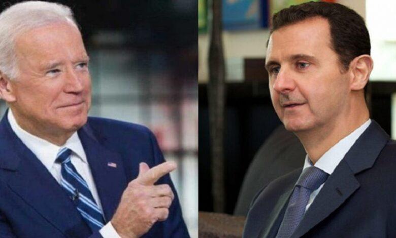 قبلة الحياة لنظام الأسد