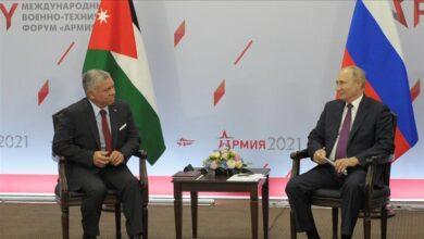 صورة مبادرة مدعومة دولياً.. خارطة طريق جديدة يضعها ملك الأردن على طاولة بوتين بشأن سوريا