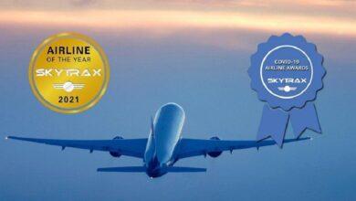 صورة منها 3 عربية.. إليكم قائمة أفضل شركات الطيران في العالم لعام 2021