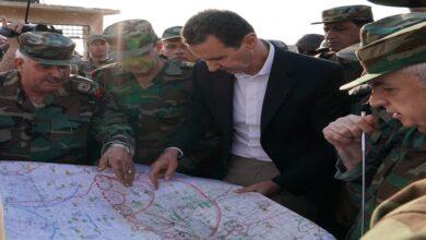 صورة وكالة روسية تتحدث عن تعزيزات ضخـ.ـمة لقوات النظام وصلت إلى محيط إدلب.. هل يخطط نظام الأسد لمعركة وشيكة؟