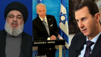 صورة تقرير أمريكي يكشـ.ـف المستـ.ـور: بايدن يجمع بشار الأسد ونصر الله وإسرائيل في صفـ.ـقة خـ.ـفية!
